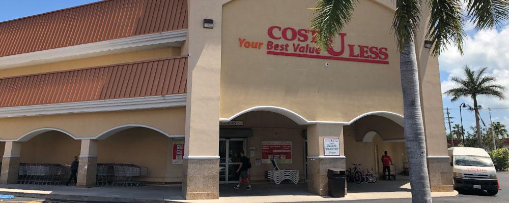 Cost-U-Less - Grand Cayman